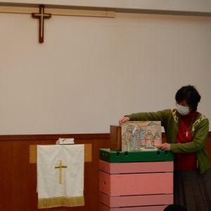 2月15日 合同礼拝「ザアカイ」