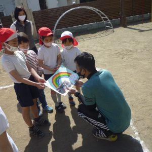 3月11日 体操・中野先生、ありがとう